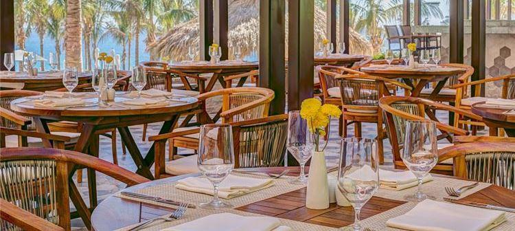 Restaurante Cabrilla - Grand Velas Los Cabos