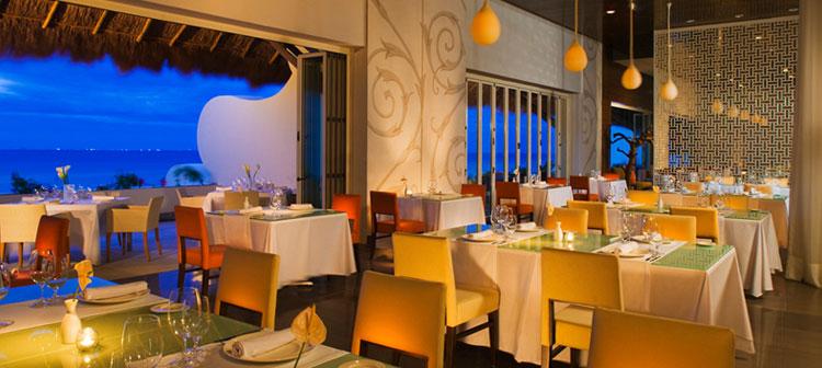 Restaurante Cocina de Autor en Grand Velas Riviera Maya, México