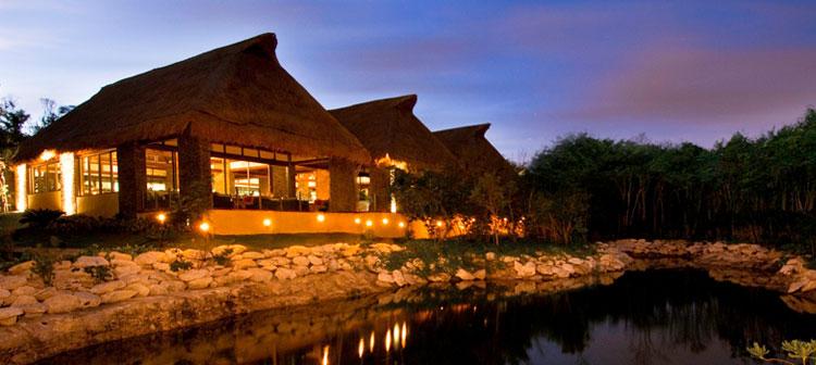 Restaurante Chaká Grand Velas Riviera Maya, México