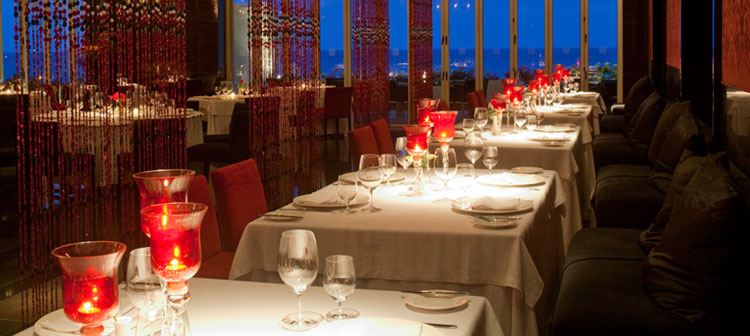 Restaurante Piaf en Grand Velas Riviera Maya, México