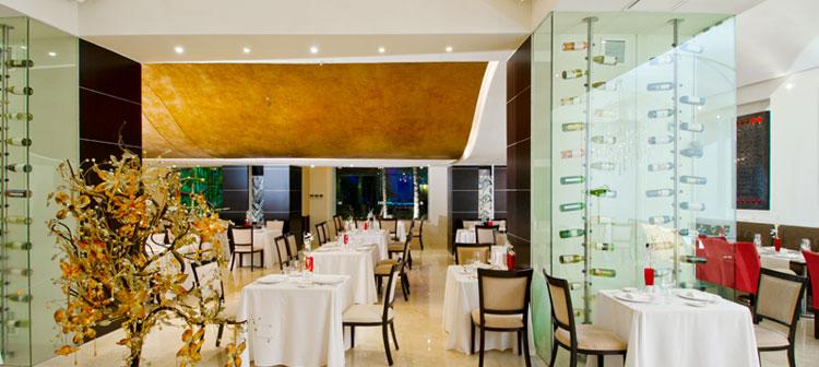 Restaurante Piaf de Grand Velas Riviera Nayarit, México