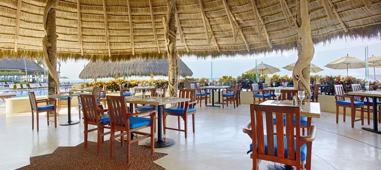 Restaurante Selva del Mar de Grand Velas Riviera Nayarit, México