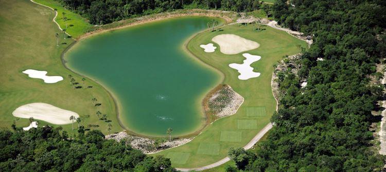 Golf en Grand Velas Riviera Maya, México