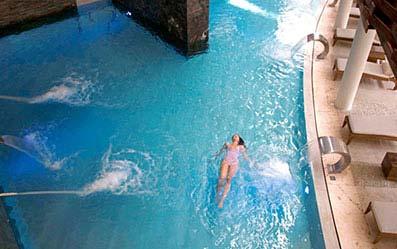 Spa en Velas Resorts, Puerto Vallarta