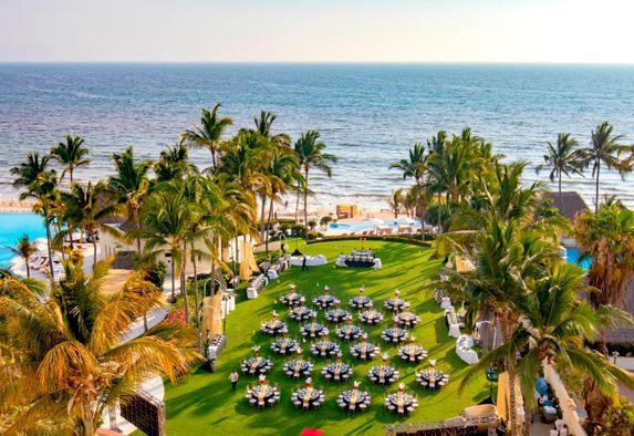 Grupos y Convenciones en Grand Velas Riviera Nayarit México