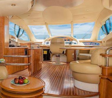 atardecer a bordo - Grand Velas Riviera Nayarit, México
