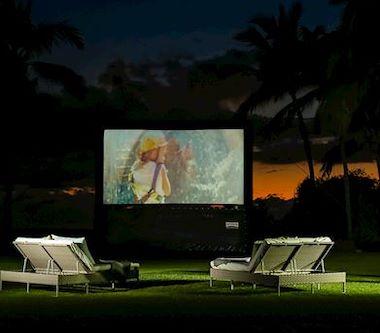 Cinema en Familia en Grand Velas Riviera Nayarit, México