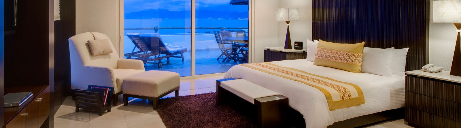 Suite Presidencial en Grand Velas Riviera Nayarit, México