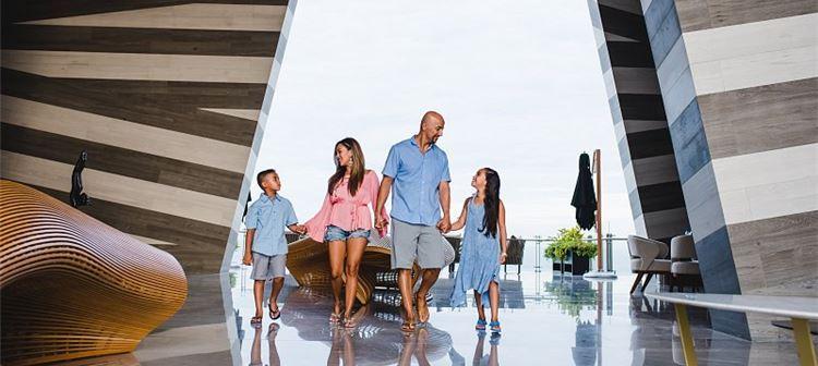 Oferta Especial de Otoño en Grand Velas Los Cabos Hotel Familiar Todo Incluido