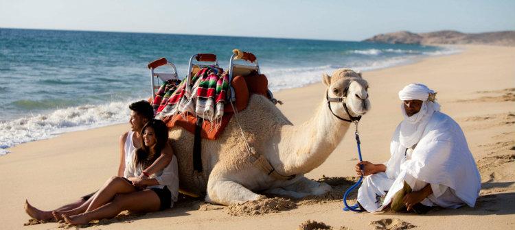 Safari Sobre Camellos - Grand Velas Los Cabos